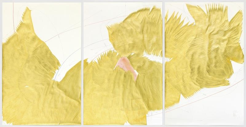 Jorinde Voigt, 5 Cavallini - Sequences, 2015.