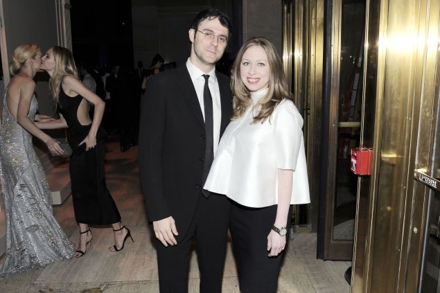 Marc Mezvinsky and Chelsea Clinton's former NoMad pad is back on the market,
