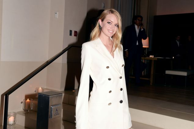 Victoria's Secret model Lindsay Ellingson is leaving West Chelsea for Williamsburg.