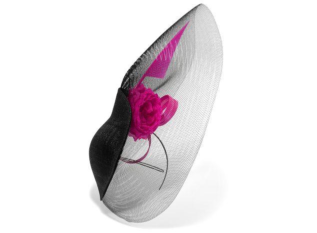 Philip Treacy Sinamay and Buntal Straw Mesh Headpiece, $4,020, Net-A-Porter.com