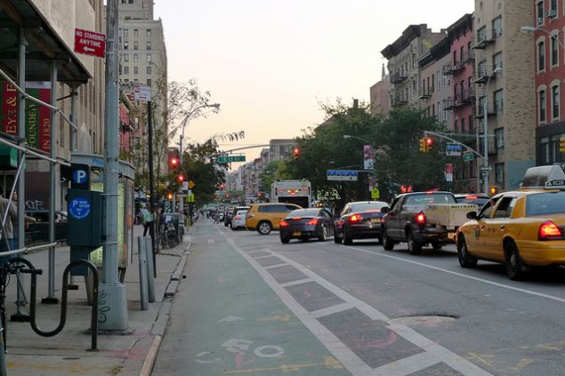 Should decisions about bike lanes be up to community boards?