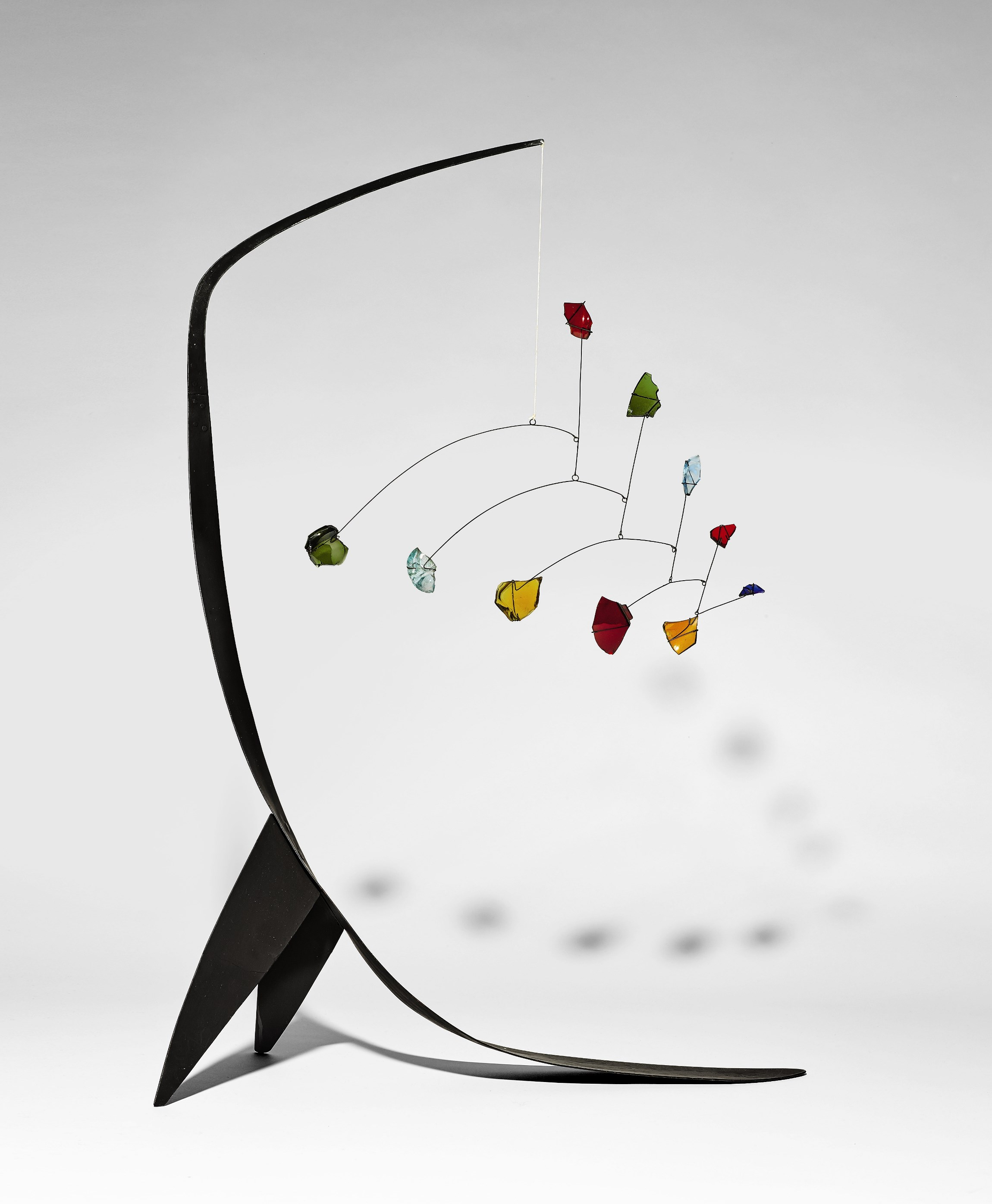 An untitled Alexander Calder.