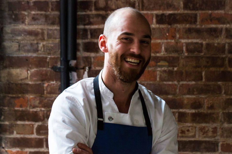 Chef Brian Loiacono