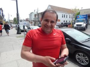 Torres lieutenant Omar Rodriguez in gear for Abdel-aziz.