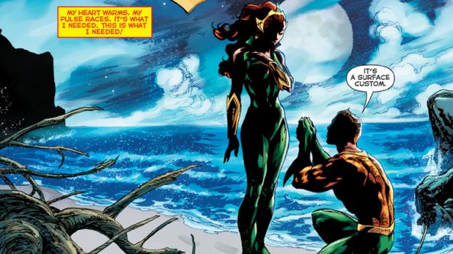 DC Universe: Rebirth #1.