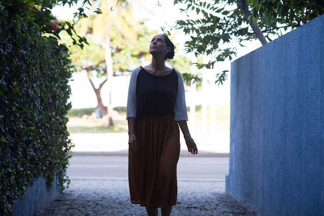 Sonia Braga in 'Aquarius'