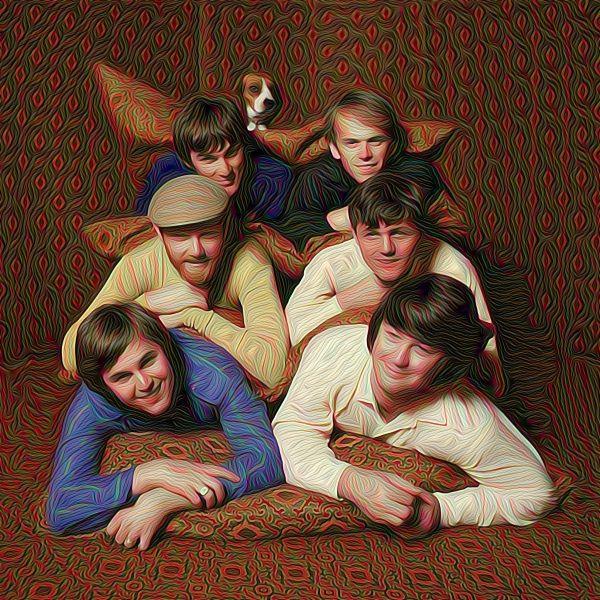The Beach Boys.