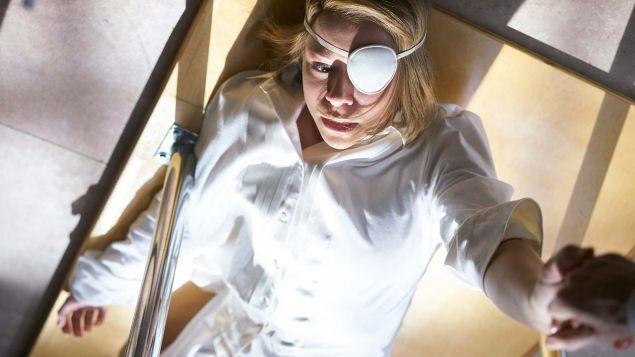 Tatiana Maslany as Rachel Duncan.