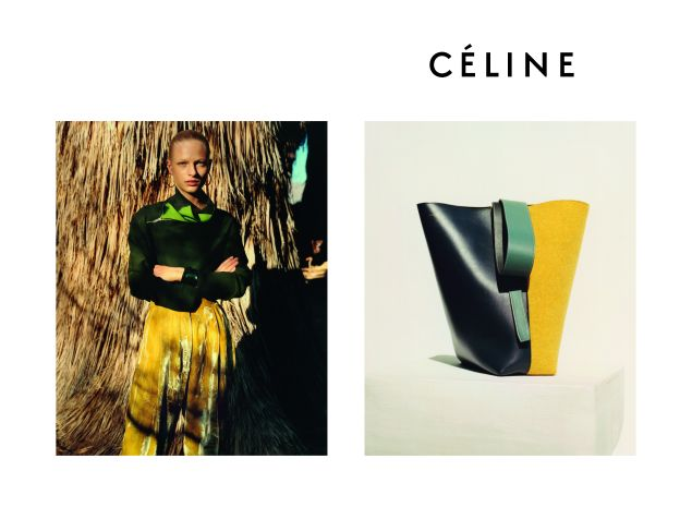 Céline Fall Ad Campaign