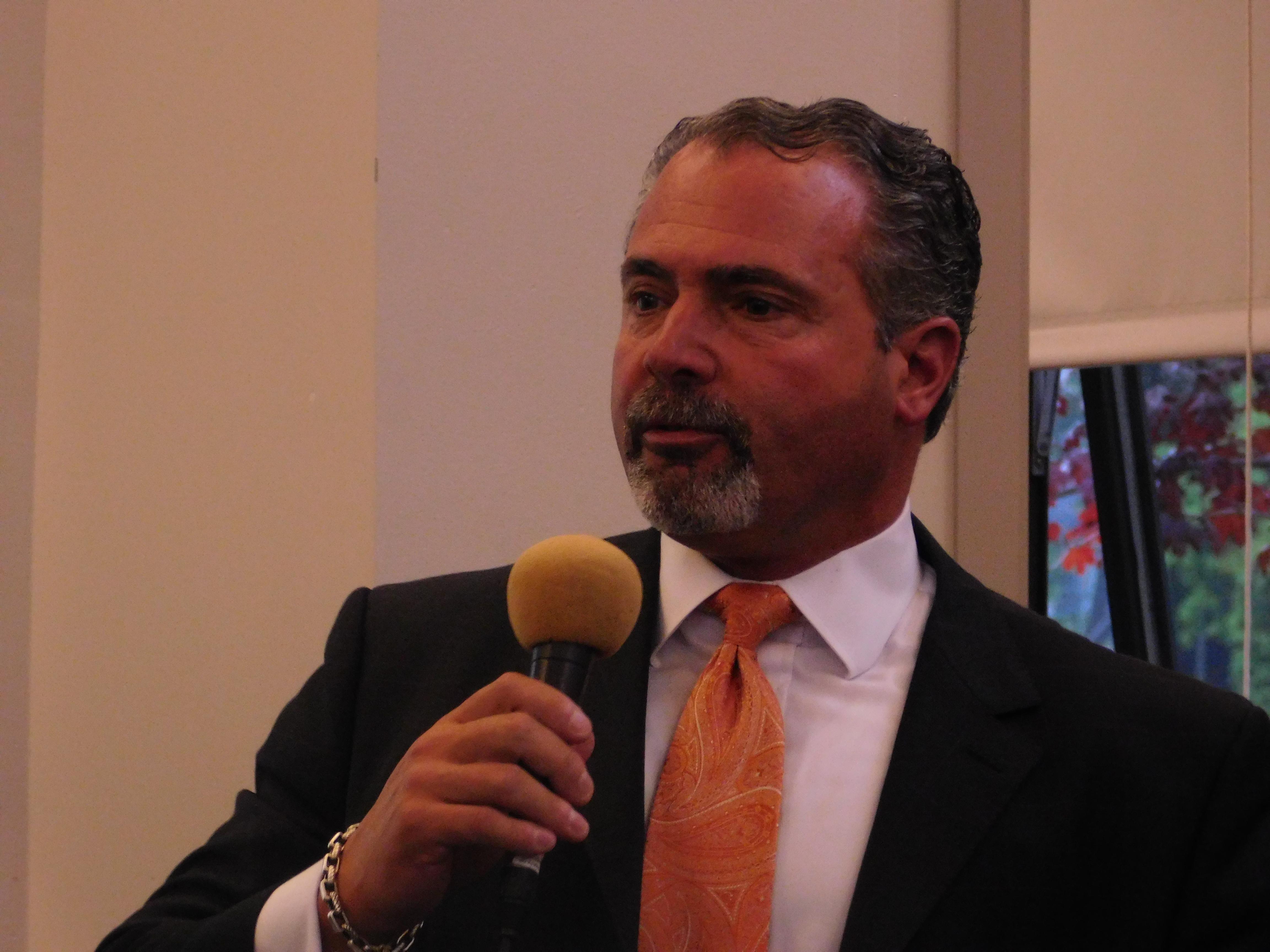 Bloomfield Police Director Samuel DeMaio.