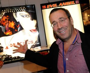John Stagliano, Evil Angel founder, at the 2012 AVN Adult Entertainment Expo.