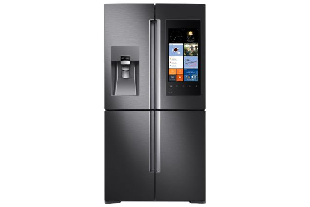 This is not your regular refrigerator.