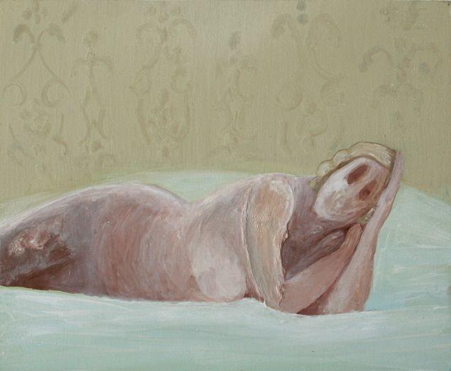 Genieve Figgis, Another Nude, 2013.