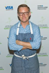 Auction winners get a special master class with Richard Blais at his San Diego restaurant.