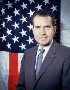 Nixon suffered numerous board rebuffs. He eventually retreated to Saddle River, New Jersey.
