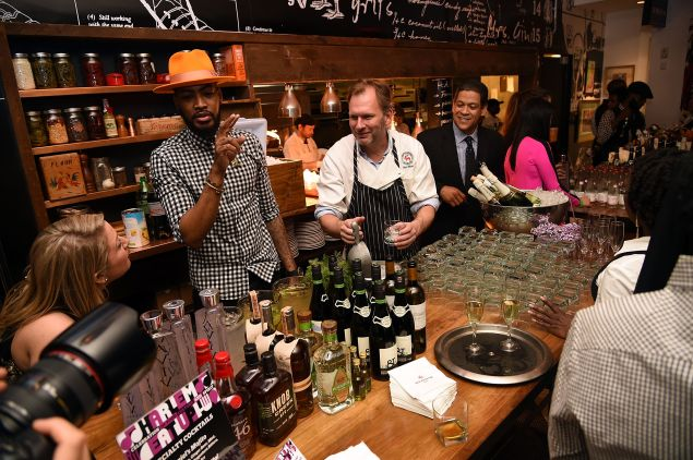 If last year's Harlem EatUp! afterparty at Red Rooster Harlem is any indication, auction winners have a lot to look forward to.