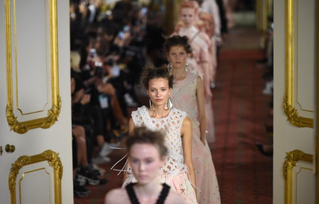 A design by Simone Rocha will be included in the shop