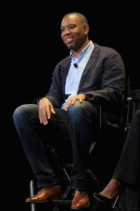Writer Ta-Nehisi Coates won't be moving into his new Brooklyn townhouse.