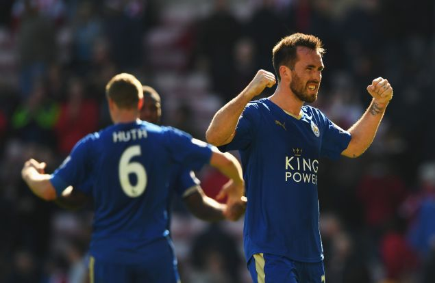 Leicester City star Christian Fuchs has a pretty new pied-à-terre