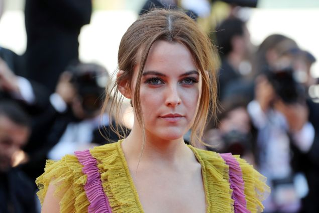 Riley Keough attends the 69th Cannes Film Festival