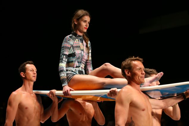 Cynthia Rowley's moment in Australia