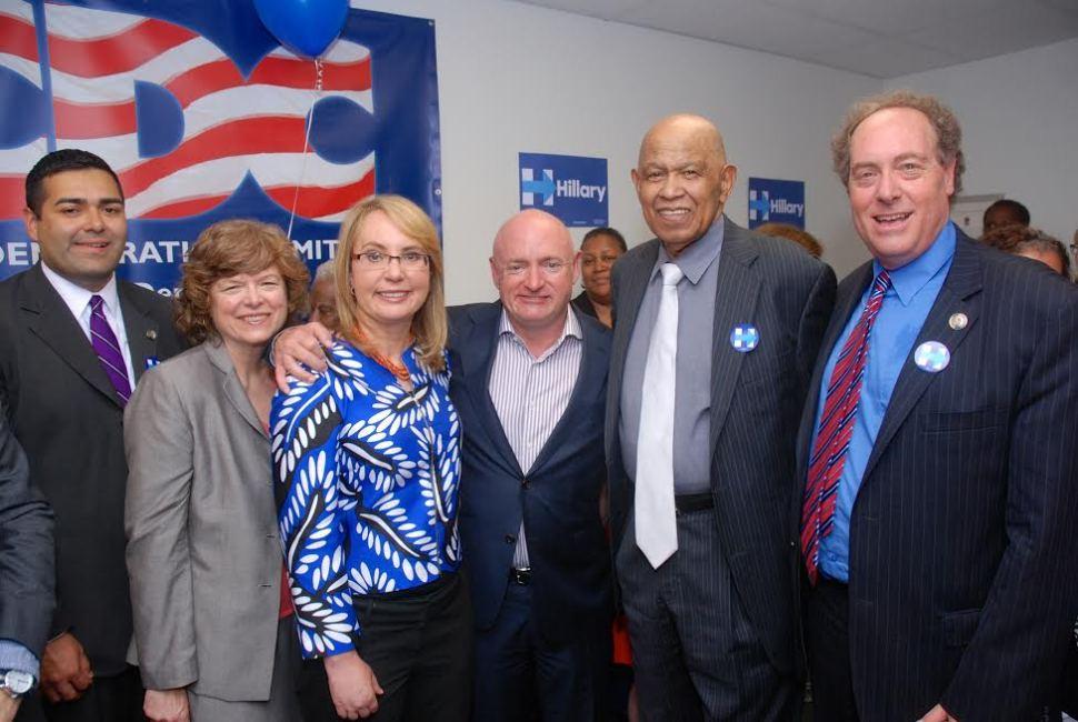 Giffords Kelly UC Democrats