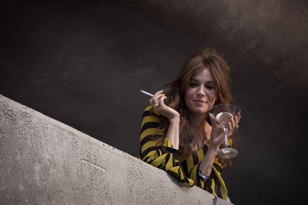 Sienna Miller in High-Rise.