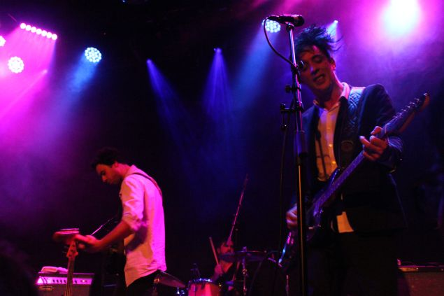 Wolf Parade @ Bowery Ballroom, 05/17/16
