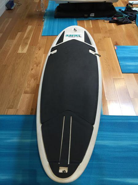 The Surf setup