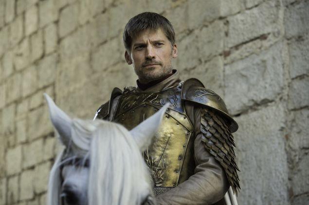 Nikolaj Coster-Waldau as Jaime Lannister.