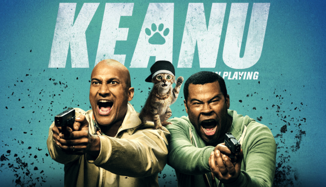 Keegan-Michael Key, TK, and Jordan Peele.