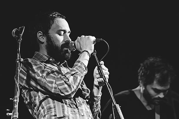 Aaron Weiss of mewithoutYou.