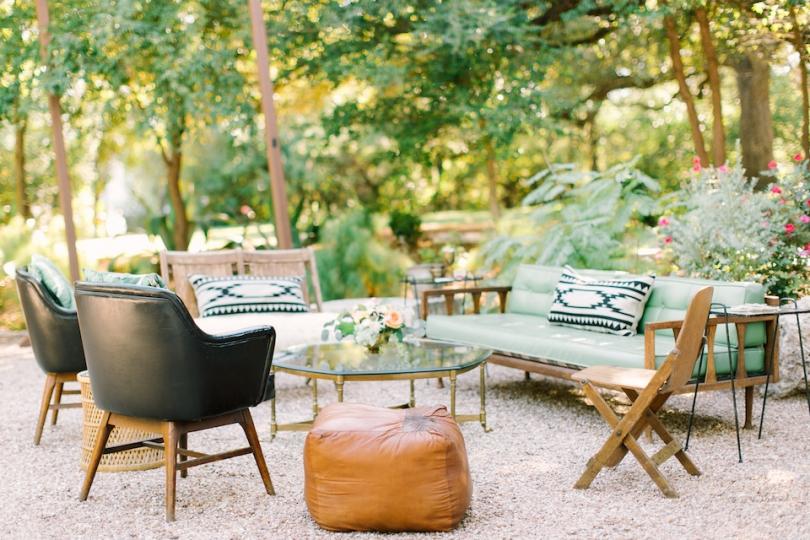 Palm Springs Lounge set