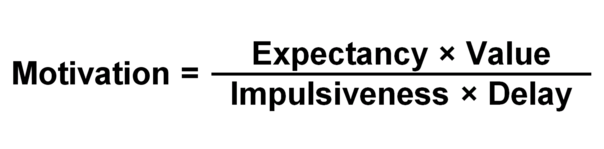 Choices come down to the expectation of a good result vs. how long a task is likely to take us.