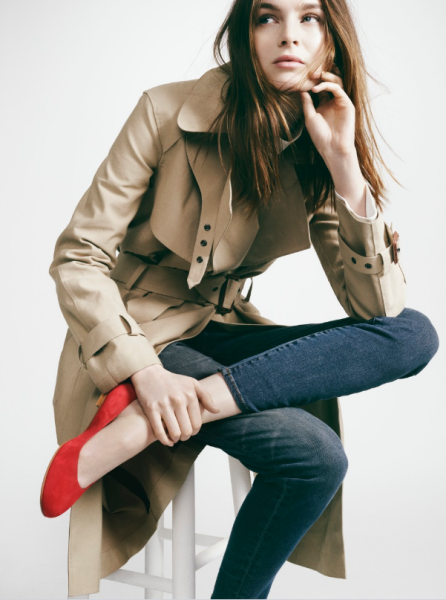 A classic shoe from Margaux