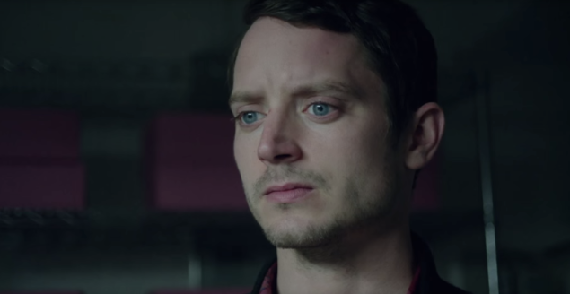Elijah Wood in The Trust.