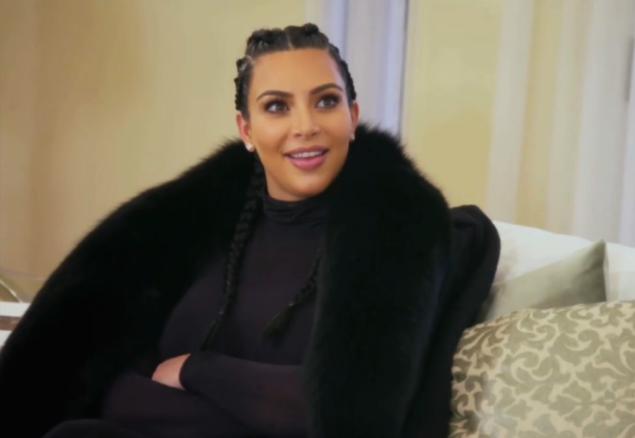 Kim Kardashian, still keeping up.