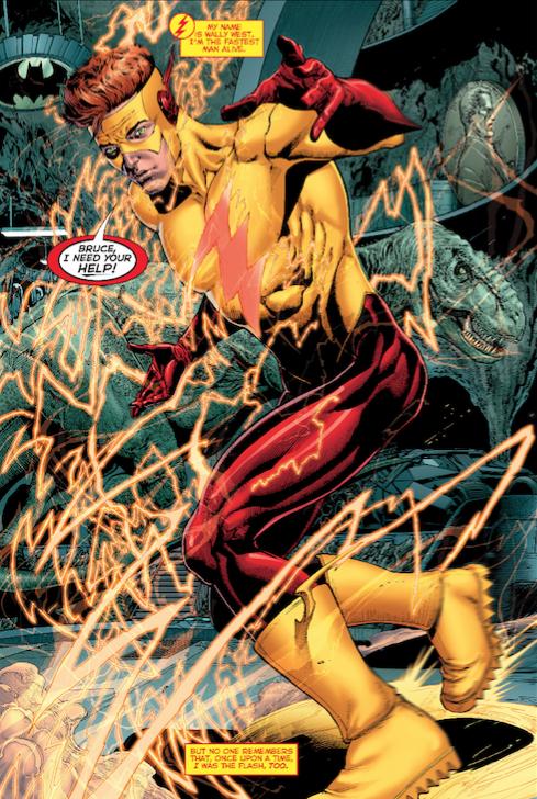 DC Universe: Rebirth.