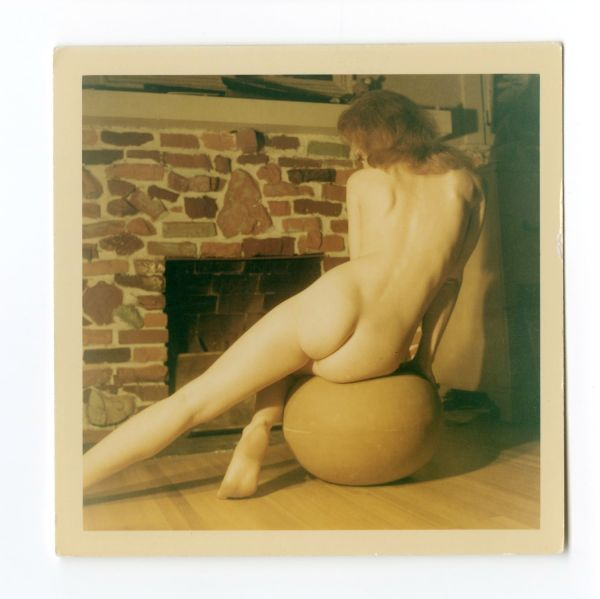 One of John Kayser's thousands of nude photographs.