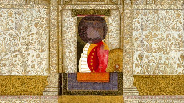 Shahzia Sikander, The Last Post, 2010. HD Video animation. Original score by Du Yun.