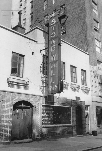 Stonewall Inn, 1969.