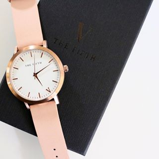 The rose gold Melbourne Minimal style
