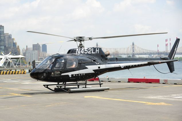 A Blade helicopter