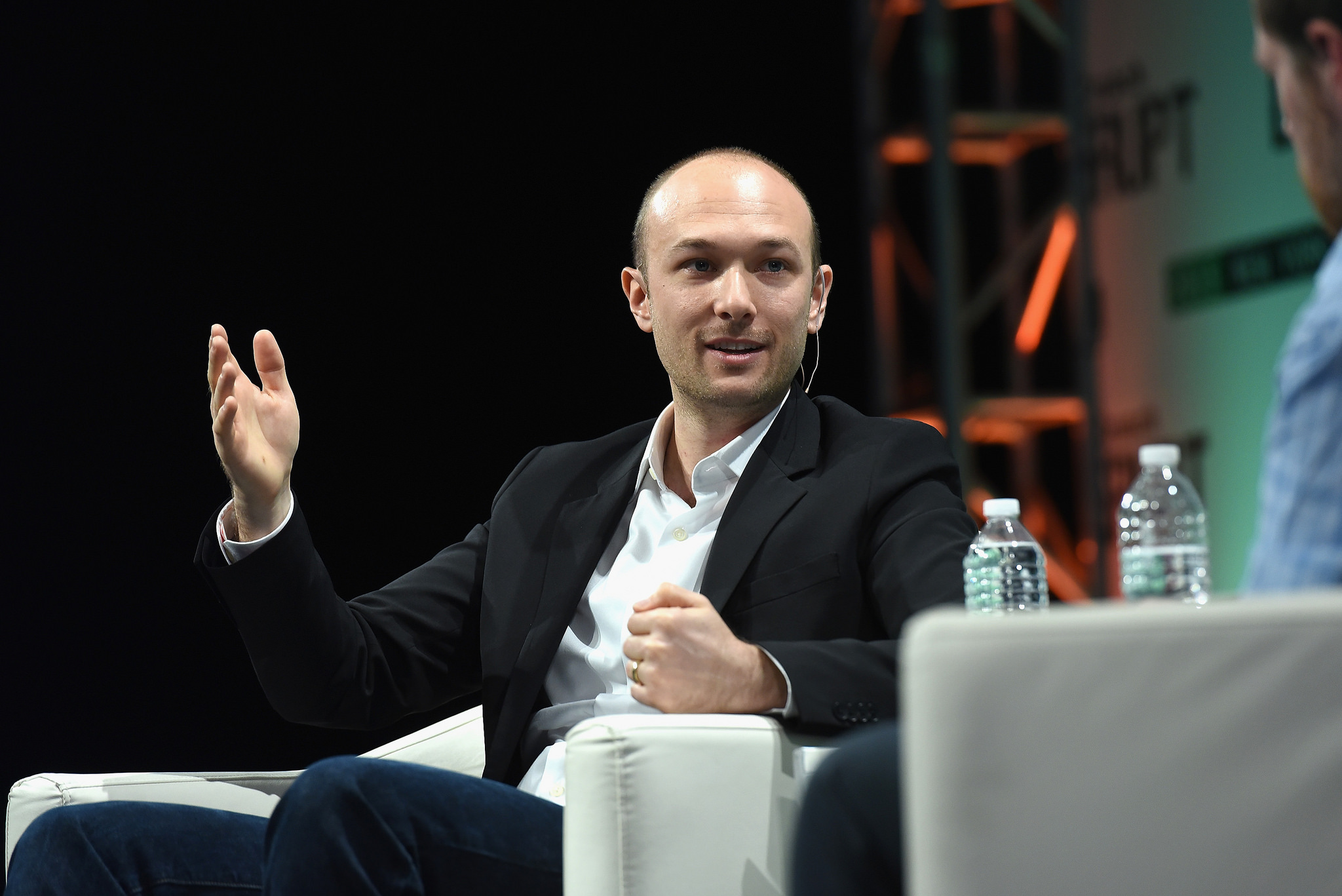 Co-Founder and CEO of Lyft, Logan Green