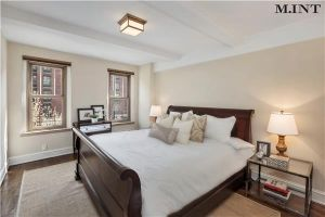 The Waverly Place pad is perfectly oriented in the West Village.