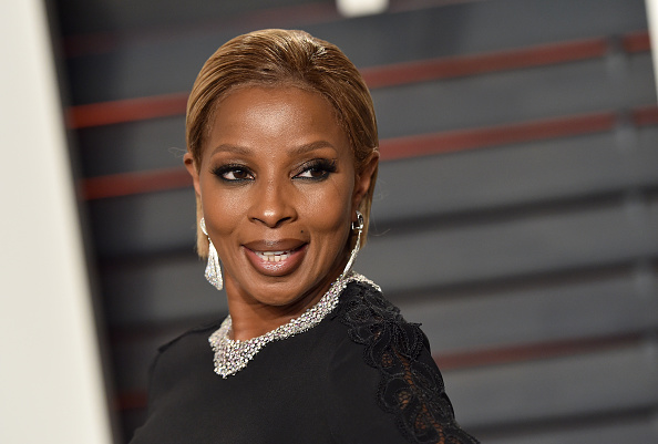 Mary J. Blige is a regular.