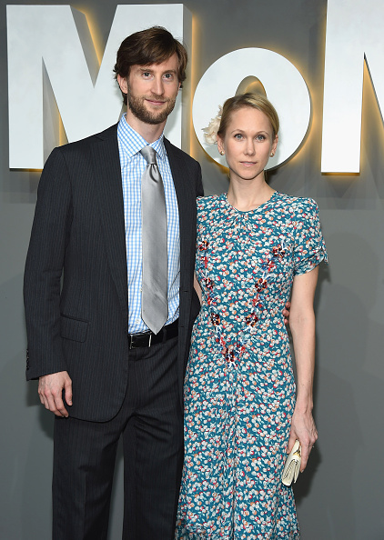 Justin Rockefeller and Indre Rockefeller attend the 2016 Museum of Modern Art Party in the Garden at Museum of Modern Art on June 1, 2016 in New York City.