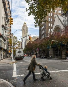 The Upper East Side, highly coveted by parents of school-age children.