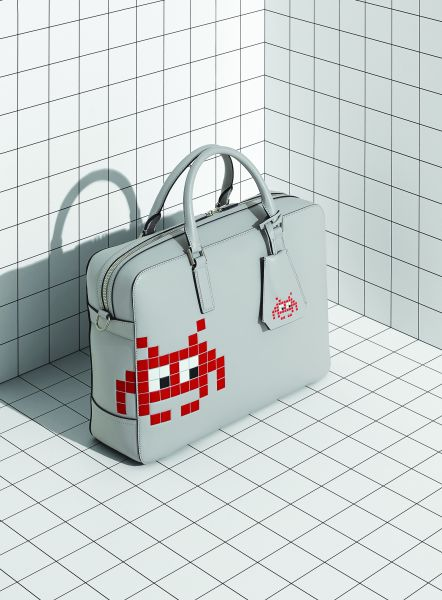 A cheeky bag from Hindmarch