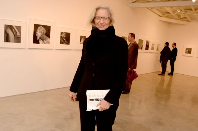 Annie Leibovitz was the previous owner of the ivy-covered townhouses.